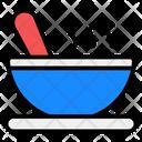 Food Bowl Soup Bowl Hot Soup Icon