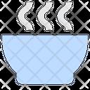 Soup Bowl Icon