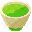 Soup Bowl Isometric Icon