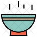 Bowl Soup Hot Icon
