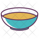 Soup Bowl Dinner Icon