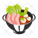 Soup With Sliced Pork Icon