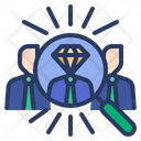 Sourcing Personnel Icon