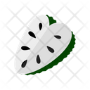 Soursop Fruit Food Icon