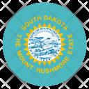 South Dakota Icon