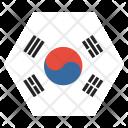 South Korea Korean Icon