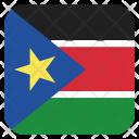 South Sudan Flag Icon