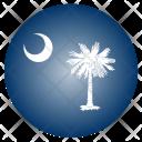 South Carolina Us Icon