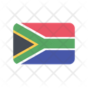 South Africa Flag Country Icon