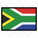 South Africa International Global Icon