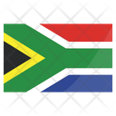 South Africa International Nation Icon