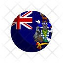 South Georgia And The Sandwich Islands Icon