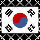 South Korea Flag Flags Icon