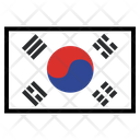 South Korea International Global Icon