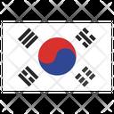 South Korea International Nation Icon