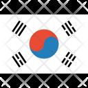 Korea South Flag Icon