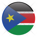 South Sudan Country Icon