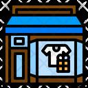 Souvenir Shop Shopping Icon