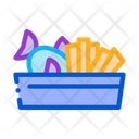 Souvenir Basket Icon