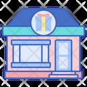 Souvenir Shop Icon
