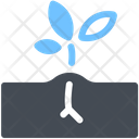 Sowing seedling Icon