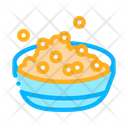 Soy Beans Dish Icon
