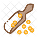 Soy Beans Scapula Icon