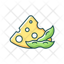 Soy Cheese Icon