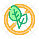 Soy Leaves Crossed Icon