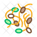 Soy Sprouts Bean Icon