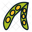 Soybean Healthy Food Icon