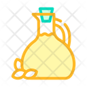Soybean Oil Color Icon
