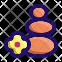 Spa Stones Beauty Icon