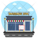 Spa Massage Center Spa Salon Icon