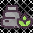 Spa Stone Massage Icon