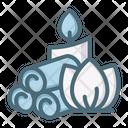 Spa Beauty Treatment Icon