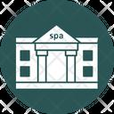 Spa Spa Architecture Spa Center Icon