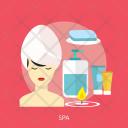 Spa Perfume Cream Icon