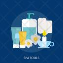 Spa Tools Cream Icon
