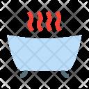 Spa Bathtub Icon