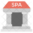Spa Architecture Icon
