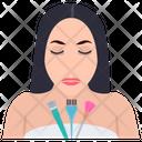 Spa Beauty Service Icon