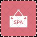 Spa Board Icon