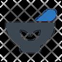 Bowl Spa Mortar Icon