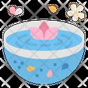 Spa Bath Aroma Icon