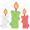 Spa Candles Light Stand Candle Light Icon