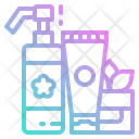 Cream Spa Skin Icon