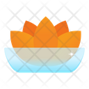 Spa Lotus Icon
