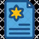 Spa Menu Catalog Icon