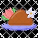 Spa Pebble Icon
